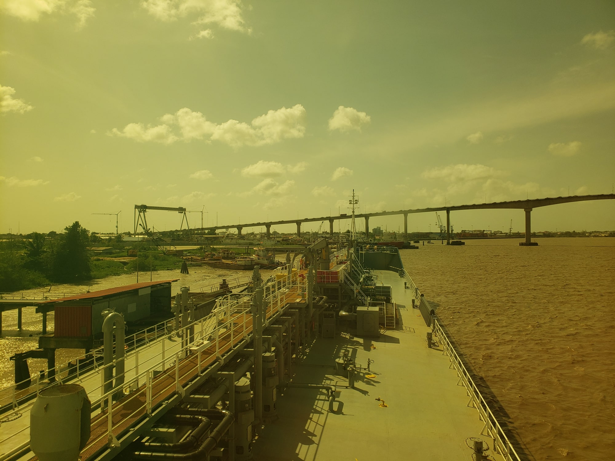 DCMS - Covid-19 Frazzles Port Operations And Charterers In Nigeria-min