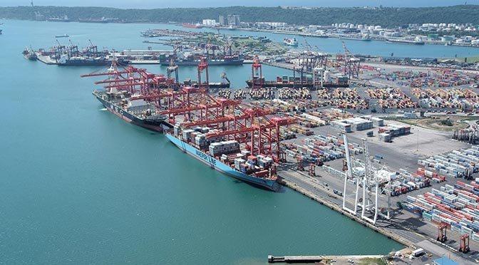 DCMS - Seaports in Nigeria