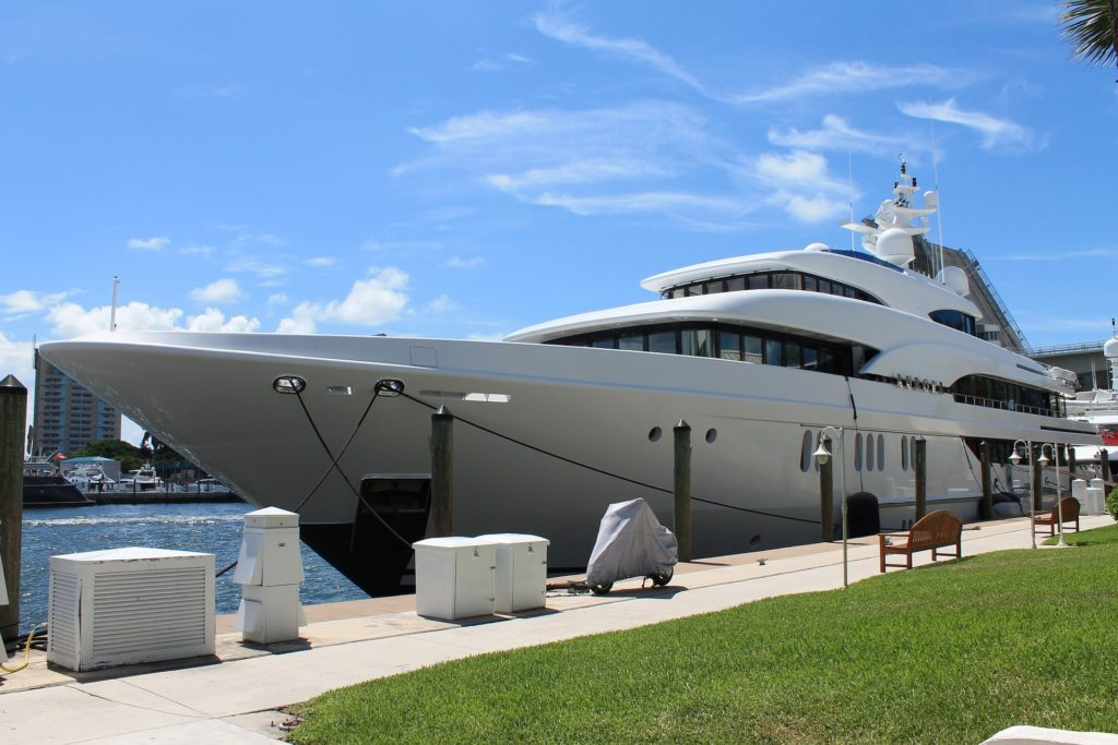 DCMS - Yacht Delivery 2 BG