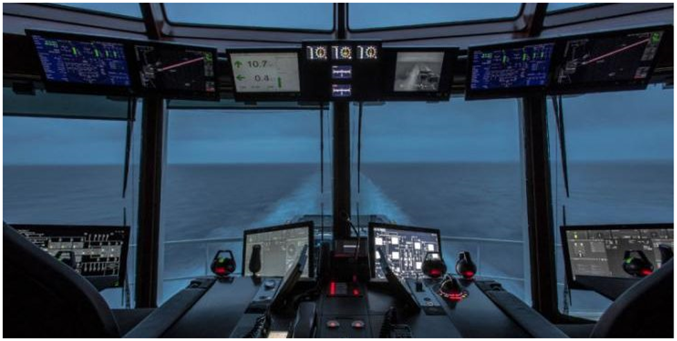 the importance of technology within the maritime shipping industry